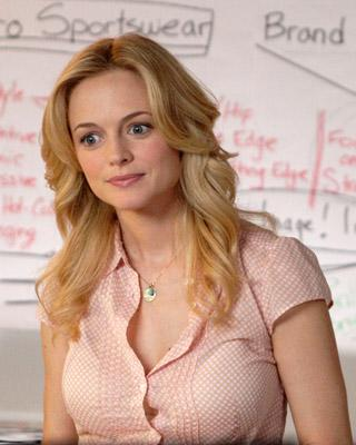 Heather Graham in Yari Film Group's Gray Matters