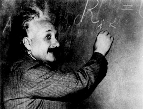 'Albert Einstein Font' Lets You Write Like Physics Genius