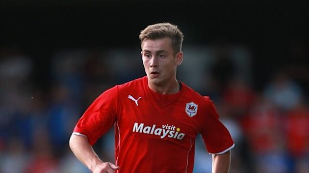 Joe Ralls has made 20 appearances for Cardiff