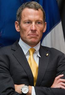 Lance Armstrong | Photo Credits: Michael Stewart/Getty Images
