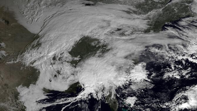 NYC, New England brace for up to 3 feet of snow