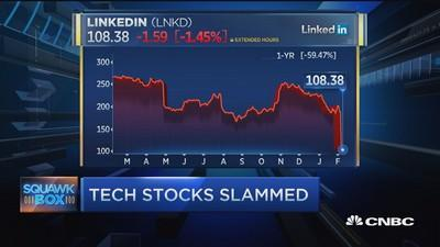 I don't see a tech stock bottom yet: Analyst