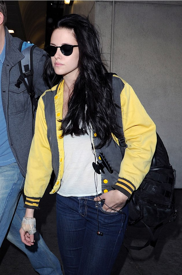 Stars Injured on Set, Kristen …
