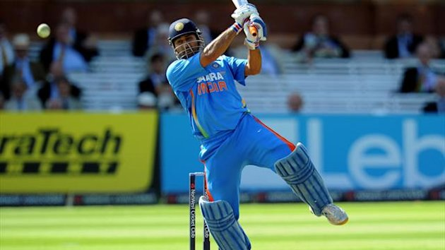 India captain Mahendra Singh Dhoni is a doubt for Sunday's final one-dayer against Pakistan