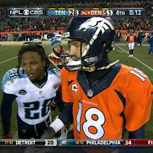 Week 14: Denver Broncos quarterback Peyton Manning highlights