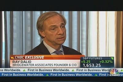 Dalio: Cash & Bonds 'Terrible' Investments