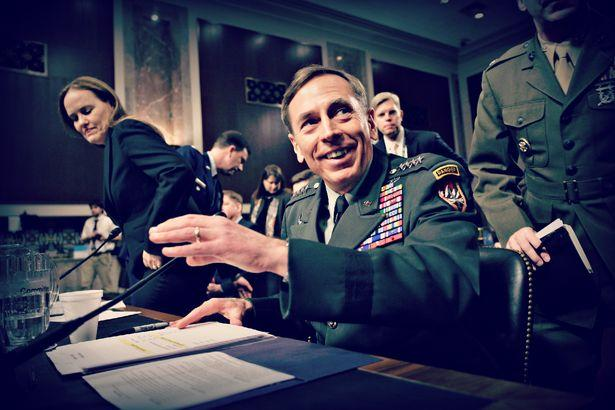 General Amnesty: Petraeus's Escape