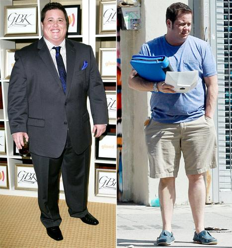 Chaz Bono Reveals Shocking Weight Loss, Looks Dramatically Slimmer