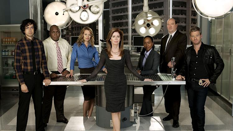 "The cast of ""Body of Proof."""