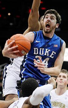All about the ACC: Duke's Kelly coming of age