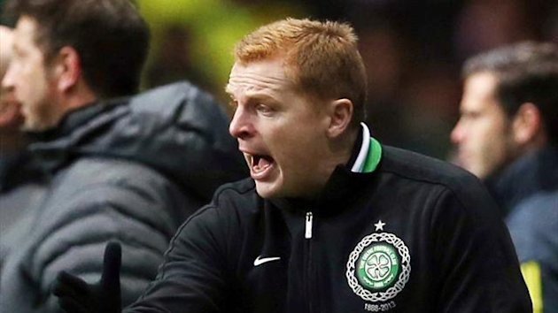 Celtic manager Neil Lennon (AFP)