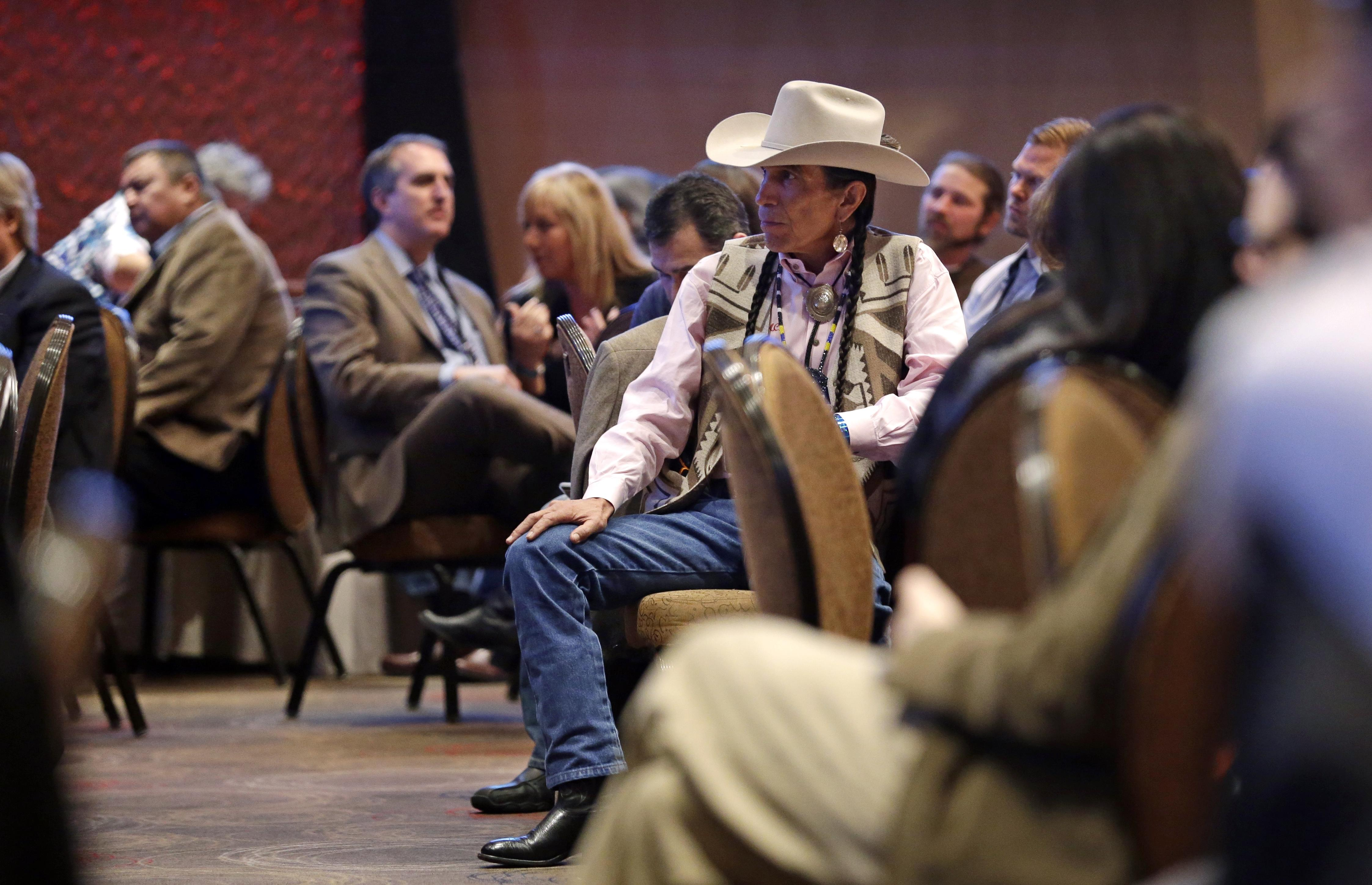 Native American tribes converge to discuss pot legalization