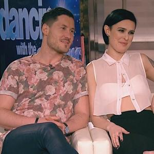 Rumer Willis Throws Down the 'Dancing With the Stars' Gauntlet: 'We're Going to Win'