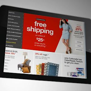 Target makes a new move in the free shipping wars