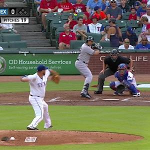 Beltran's solo home run