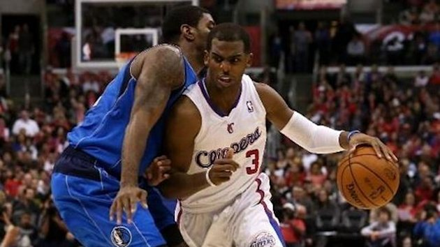 2012-13 NBA, Los Angeles Clippers, Chris Paul