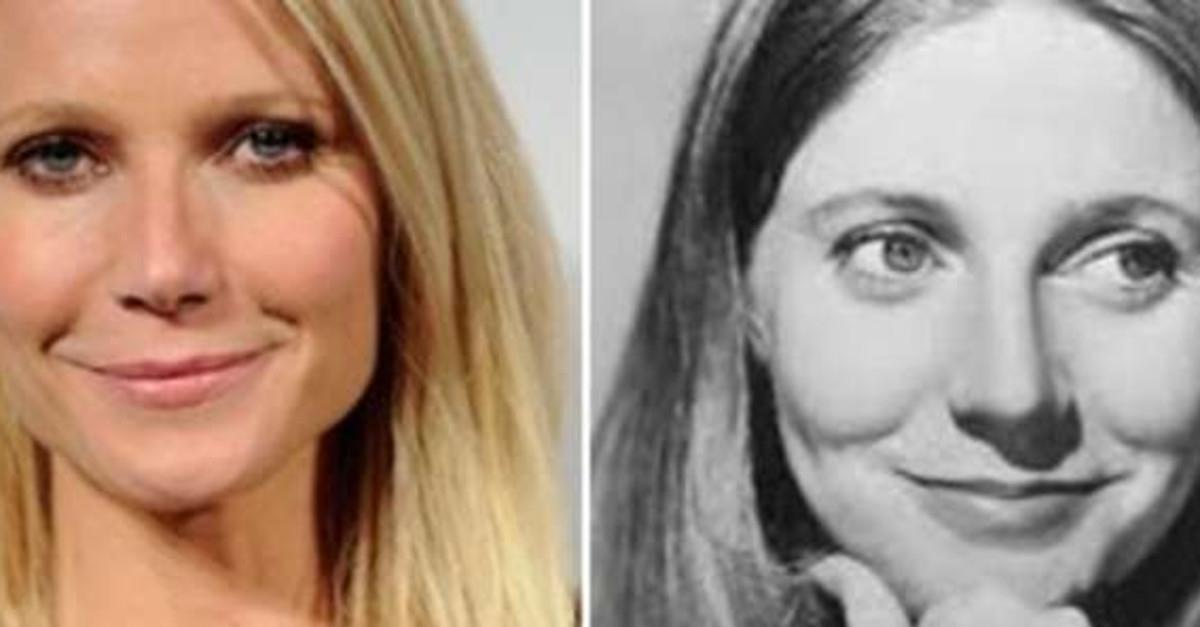11 Celebs Who Look Just Like Their Famous Parents