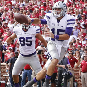 Kansas State edges the Sooners in Norman