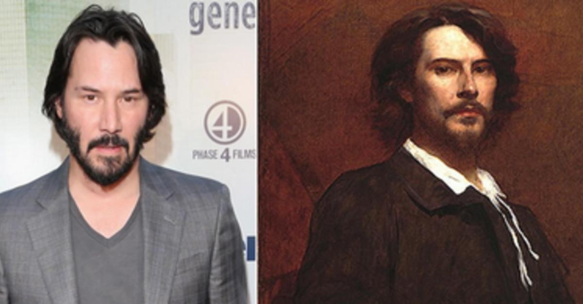 Celebrity Look Alikes From The Past