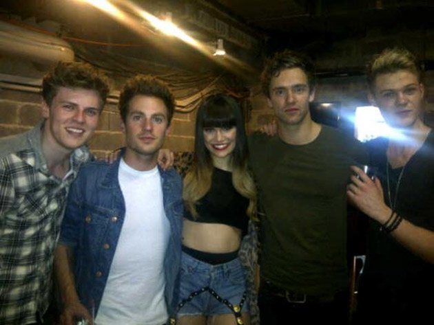 Jessie J, Lawson