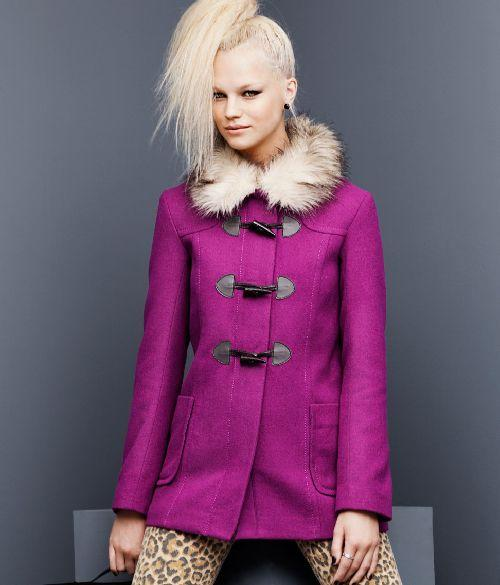 Fuchsia and Fur