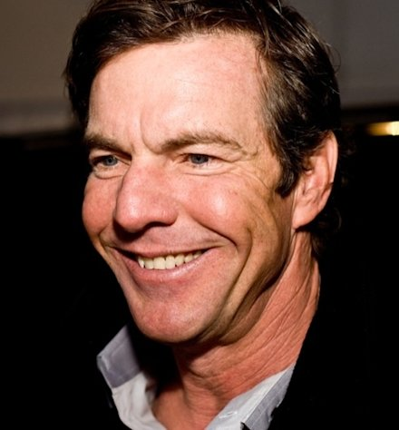 Dennis Quaid's wife has filed for divorce.