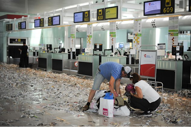 Barcelona Airport Cleaning …