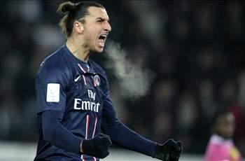 LFP decides not to punish Paris Saint-Germain's Zlatan Ibrahimovic