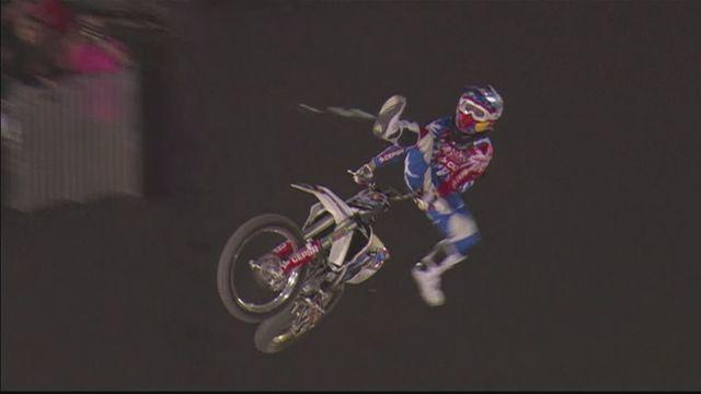 Dany Torres wins Red Bull X-Fighters event in Dubai