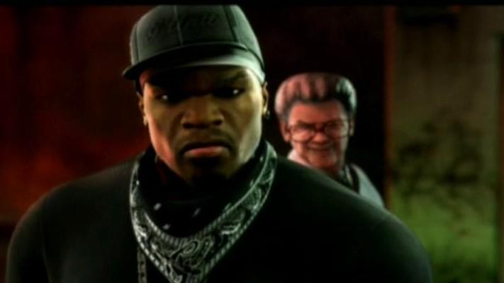 50 Cent: Bulletproof Trailer