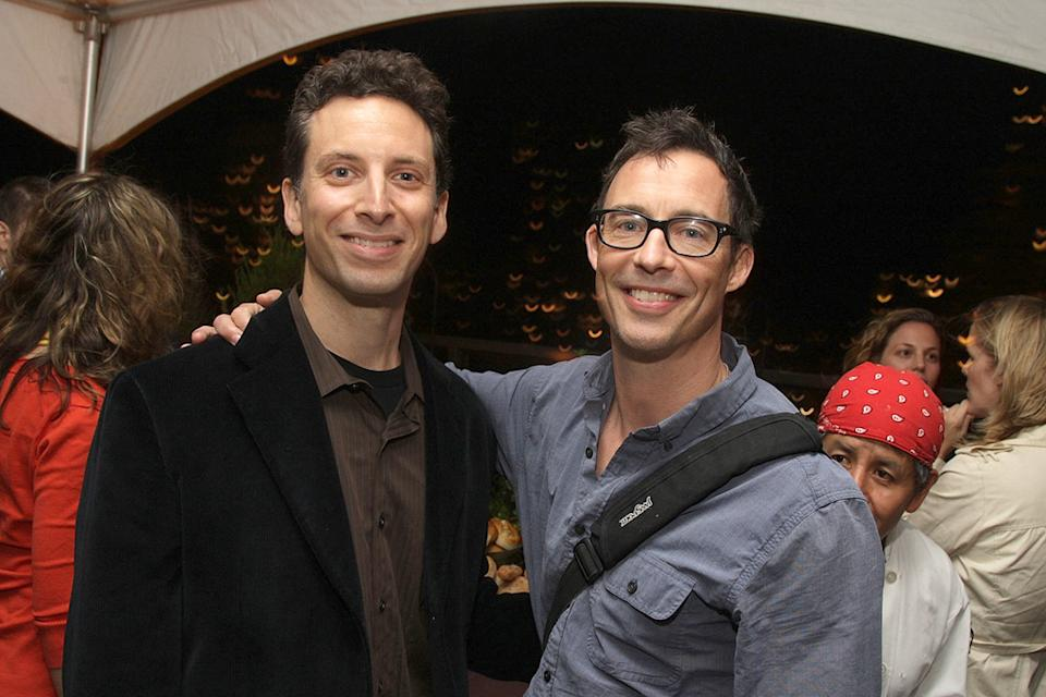 Beyond a Reasonable Doubt NY Premiere 2009 Ben Shenkman Tom Cavanagh