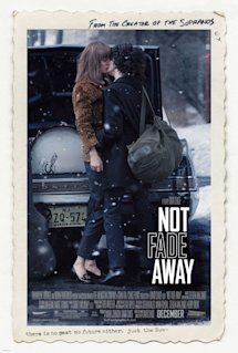 Poster of Not Fade Away