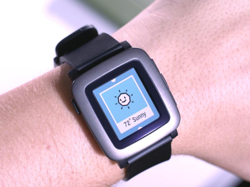 Apple was blocking some app updates because they worked with a rival to the Apple Watch