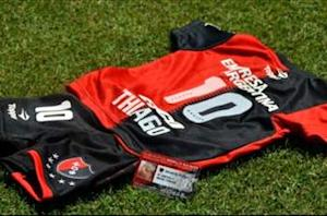 Messi's newborn son made Newell's Old Boys official supporter