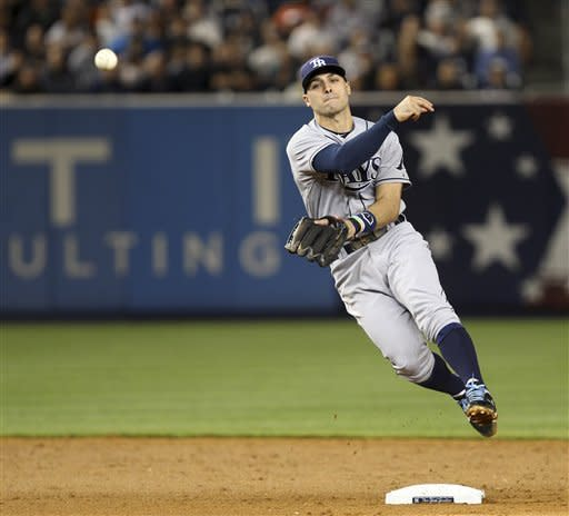Nova pitches into the ninth, Yanks beat Rays 4-1