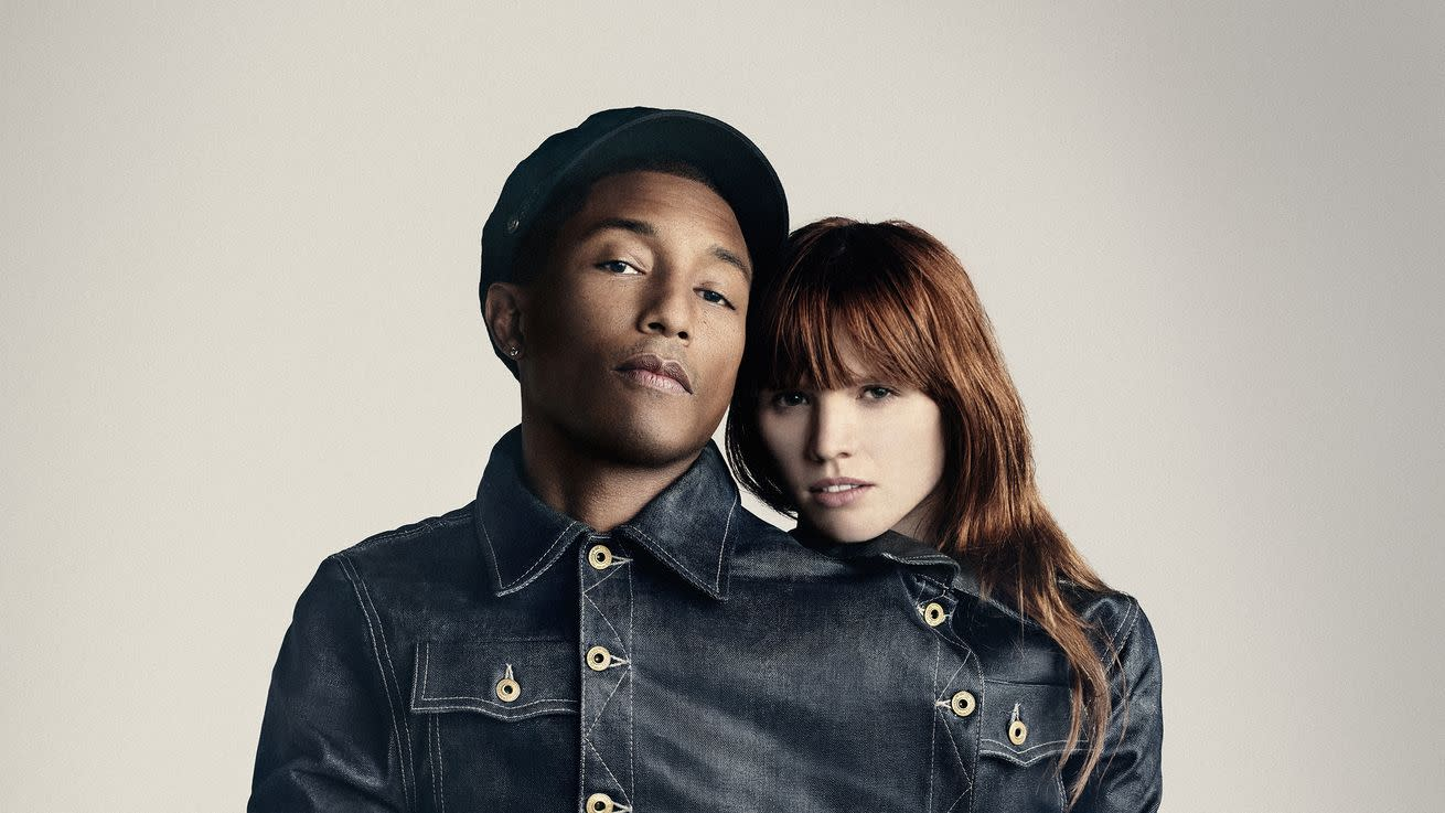 Pharrell Williams Is Now the Co-Owner of Jeans Brand G-Star