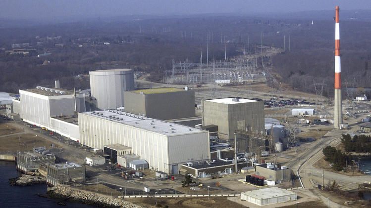 Conn. nuke plant to seek higher hot water limit