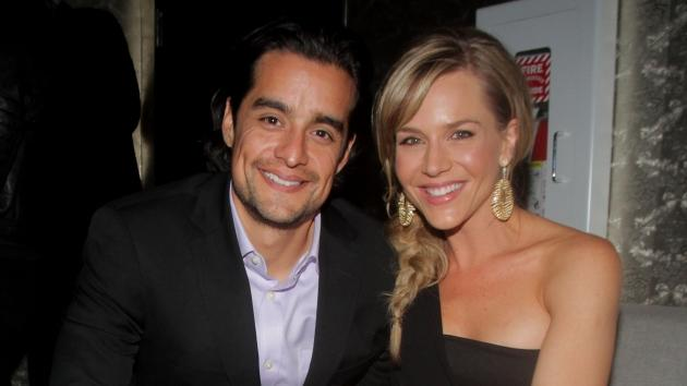 Rich Orosco and Julie Benz attend the American Music Awards after party at The Conga Room at L.A. Live in Los Angeles on November 22, 2010  -- WireImage