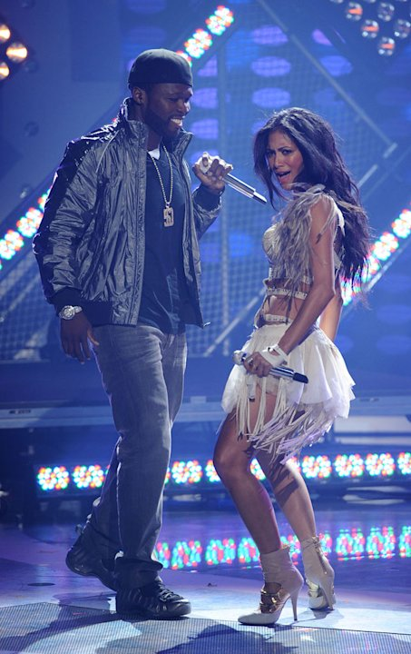 50 Cent and Nicole Scherzinger …