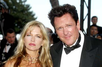 Michael Madsen and wife Cannes Film Festival 5/17/2003