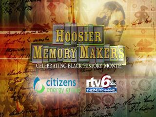 Hoosier Memory Makers: Barbara Boyd