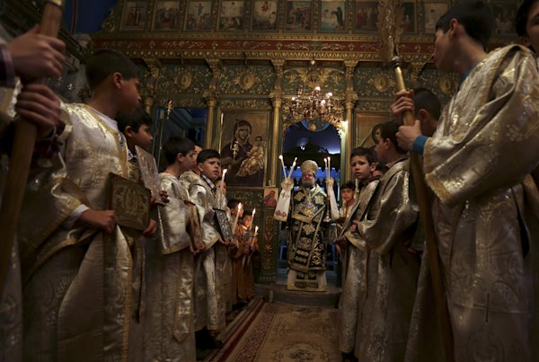 PHOTOS: Vatican, Holy Land mark Palm Sunday