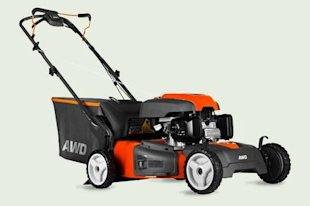 HU800AWD Push Mower, by Husqvarna