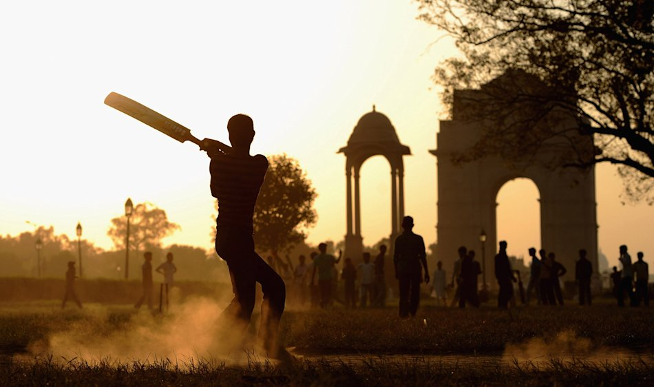 From the streets of this cricket crazy nation