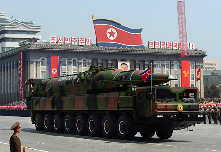 The Pentagon considers these North Korean mobile ballistic missiles a top threat