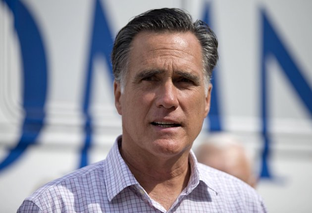 Romney Launches New Ad Campaign