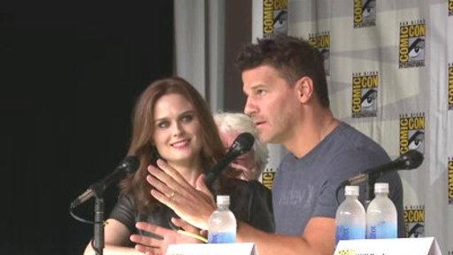 Comic Con 2013: Bones Panel Table Read