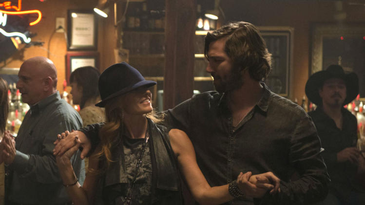 """Nashville"" -- ""There'll Be No Teardrops Tonight"" CONNIE BRITTON, MICHIEL HUISMAN"
