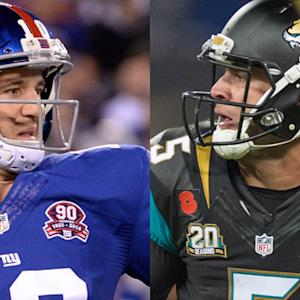 Giants at Jaguars Preview