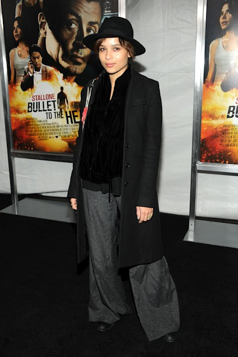 """Bullet To The Head"" New York Premiere - Outside Arrivals"